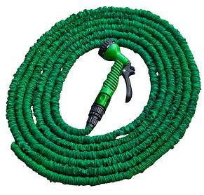 Шланг розтягується TRICK HOSE зелений, 5-15м, фото 3