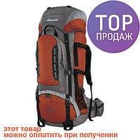 Рюкзак Terra Incognita Mountain 50 оранжевый / Рюкзак для походов