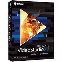 Программная продукция Corel VideoStudio Pro X9 UL ML EU (VSPRX9ULMLMBEU)