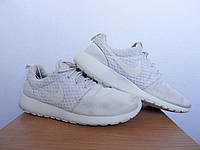 Кроссовки Nike Roshe Run 100% Оригинал р-р 41 (26см)  (б/у,сток)  найк раш ран белые