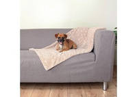TRIXIE - Cosy Покрывало для собак, беж, 100х70см