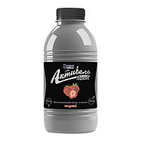 Высокопротеиновый йогурт  питьевой Aktuvel Sport со вкусом клубники