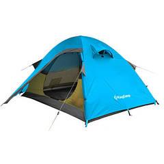 Палатка King Camp Seine 2-х местная (KT3081) синий