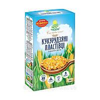Хлопья кукурузные быстрого приготовления 500 г Терра 1112054