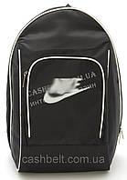 Удобный компактный спортивный рюкзак черного цвета art. 103-3