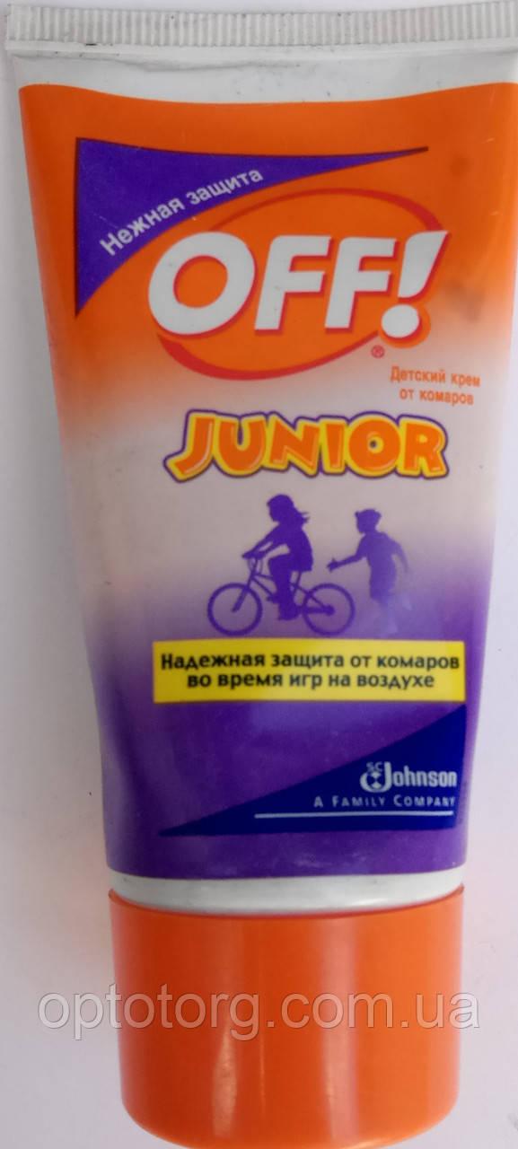Крем Off junior для детей и всей семьи от комаров - Оптоторг в Харькове
