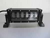 Доп. LED фара 1980-48Вт - ближнего света с ДХО.