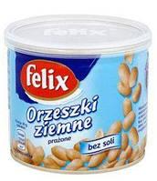 Смажений арахіс felix 140g (12шт/ящ)