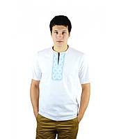 Сучасні вишиті сорочки. Стильні чоловічі футболки. Вишиванки. Святкові  сорочки. 484a35f814480