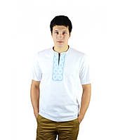 Чоловічі вишиванки. Сучасні вишиті сорочки. Стильні чоловічі футболки.  Вишиванки. Святкові сорочки. d3228bb552209