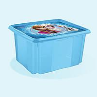Ящик для игрушек Frozen 45 литров Keeeper
