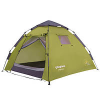Палатка King Camp Monza 2-х местная (KT3093) зеленый