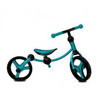 Беговел Running bike Blue
