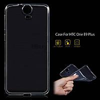 Чехол TPU для HTC One E9 Plus