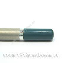 Карандаш для глаз водостойкий деревянный Eyeliner Forest (сине-зеленый) Aden cosmetics, фото 2