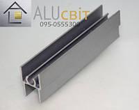 Профиль верхний для шкафов купе SUPER АА 02
