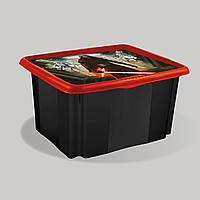 Контейнер для игрушек Star Wars 45 литров Keeeper