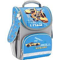Рюкзак школьный каркасный KITE Transformers TF17-501S-2; рост 115-130 см