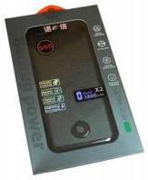 Пластиковый чехол с дополнительным аккумулятором для iPhone 6+/6S+. Модель: Y7, оригинальная емкость 4800mAh.