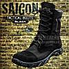 Берцы тактические (SAIGON) BLACK