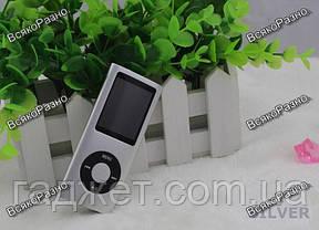 Стильный тонкий MP3 MP4 плеер на 32 гб встроенной памяти, фото 2
