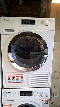 Сушильная машина Miele TKR 350 WP тепловой насос б/у