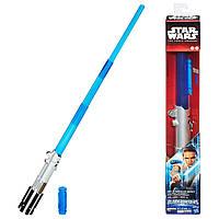 Звездные войны электронный световой меч Рей (звук, свет). Оригинал Hasbro