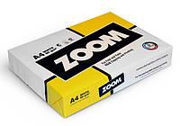 Бумага офисная Zoom А4 80 г/м2 500 листов, класс С