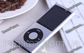 Стильный тонкий MP3 MP4 плеер на 16 гб встроенной памяти , фото 2