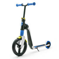 Scoot and ride Беговел+самокат 2 в 1 Highwayfreak цвет: blue