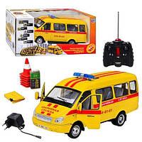 Газель на радиоуправлении JoyToy 9129-6 Аварийная служба