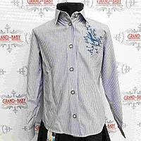 Детская блузка с вышивкой  для девочки Talka.Польша