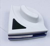 Магнитная щетка для мытья окон с двух сторон 8-15 мм