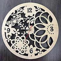 Настенные эко-часы «Весенние мотивы»