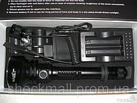 Фонарь для охотника подствольный тактический сверхмощный Ar Police Bl-Q2805-T6 2000 - 5000w