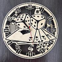 Часы настенные «Казино», фото 1