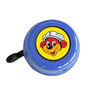Велозвонок G22 цвет: blue 9937