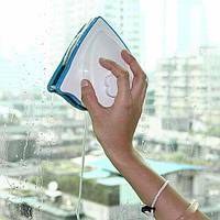 Магнитные щетки для мытья окон и стеклопакетов от 3 - 48 мм. Выбор по размеру толщины стекла