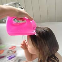 Кружка для мытья головы Shampoo rinser 011336