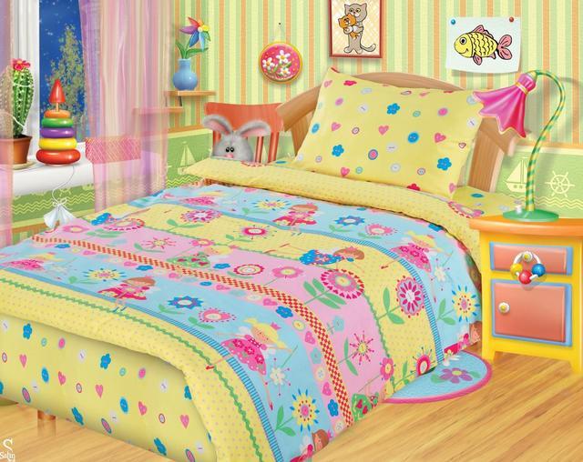 Постельное белье, детское постельное белье, наборы в кроватку