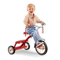 Велосипед Classic Red Dual Deck Trike 433A