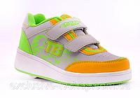 Роликовые кроссовки Хелесы