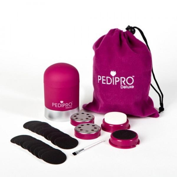 Набор для педикюра Pedi pro Deluxe - домашний педикюр