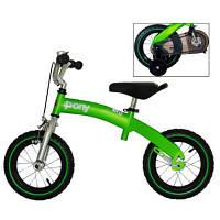 Royal baby Велосипед-беговел Pony RB12 B-4 Green