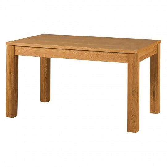 Стол обеденный деревянный Merkury Szynaka дуб золотой