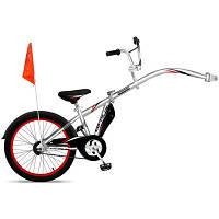 Велосипед-прицеп Co pilot цвет: silver