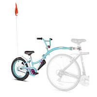 Weeride Велосипед-прицеп Co pilot цвет: turquoise