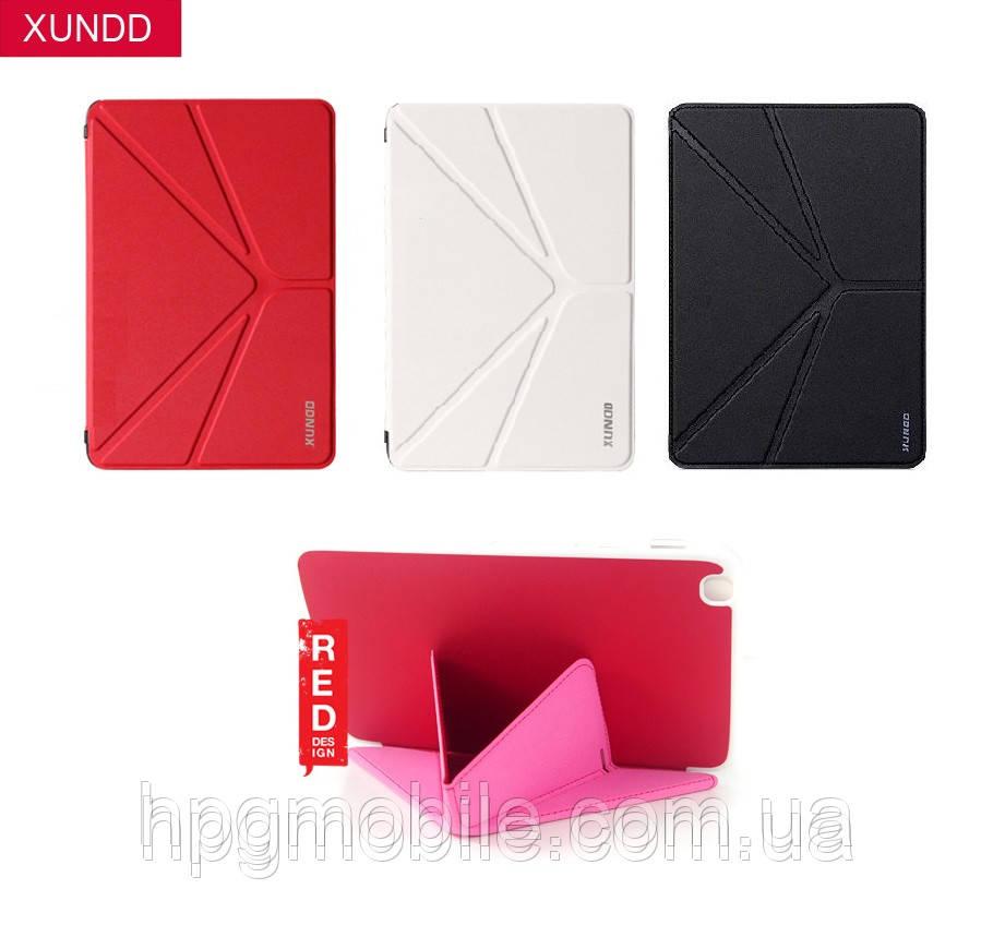 Чехол для iPad mini 1/2/3 Retina - Xundd V leather case, разные цвета - HPG Mobile. Мобильные запчасти, аксессуары и другие товары по лучшим ценам в Харькове