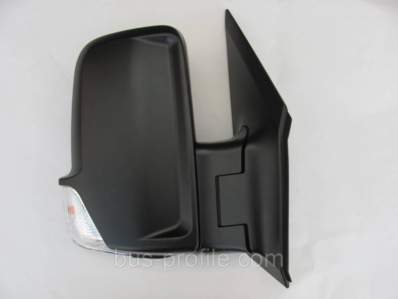 Зеркало заднего вида MB Sprinter/VW Crafter 06- R (электро/подогрев) — LORO — 2436M04