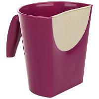 Кружка для мытья головы цвет: фиолетовый